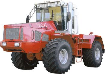 Тракторы К-744Р1 подробнее
