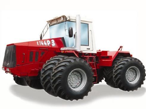 Тракторы К-744Р3 подробнее