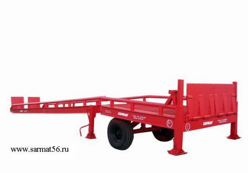 Монтажные подъемники и краны на навеску трактора МТЗ