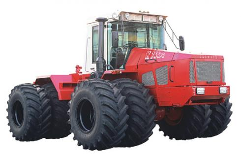 Тракторы К-744Р2  подробнее